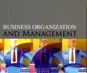 Business Organization and Management  2006 Ed  Book