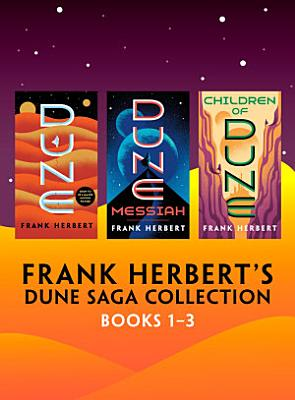 Frank Herbert s Dune Saga Collection  Books 1 3