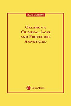 Oklahoma Criminal Laws and Procedure Annotated PDF