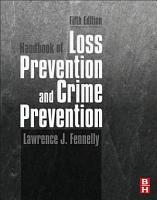 Handbook of Loss Prevention and Crime Prevention PDF