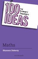 100 Ideas for Primary Teachers  Maths PDF