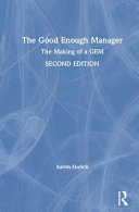 The Good Enough Manager PDF