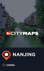 City Maps Nanjing China