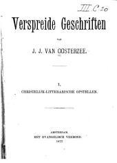 Verspreide Geschriften: Volume 1
