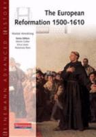 The European Reformation  1500 1610 PDF