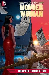 The Legend of Wonder Woman (2015-) #22