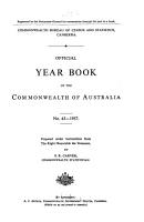 Official Year Book of the Commonwealth of Australia No  43   1957 PDF