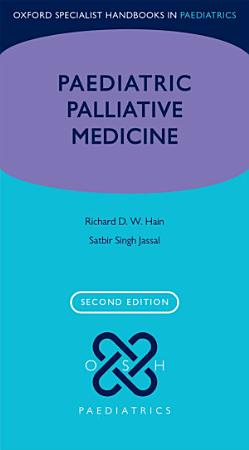 Paediatric Palliative Medicine PDF