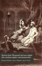 Stories from The Thousand and One Nights: The Arabian Nights' Entertainments
