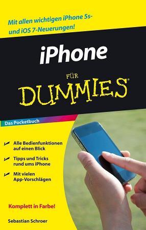 iPhone f  r Dummies PDF