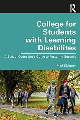 College for Students with Learning Disabilities PDF