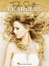 Taylor Swift - Fearless (Songbook): Easy Piano