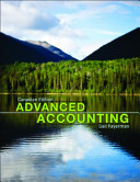 Advanced Accounting  Canadian Edition