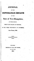Journal of the Senate of New Hampshire PDF