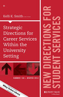 Strategic Directions for Career Services Within the University Setting
