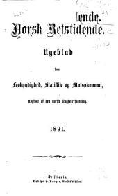 Norsk retstidende: Volum 56