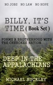 BILLY, IT'S TIME: Book SET