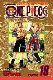 One Piece, Vol. 18: Ace Arrives