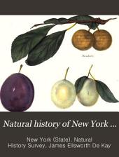 Natural history of New York ...: Part 5, Volume 4