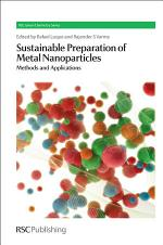 Sustainable Preparation of Metal Nanoparticles