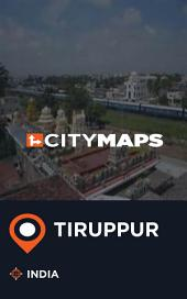 City Maps Tiruppur India