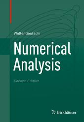 Numerical Analysis: Edition 2