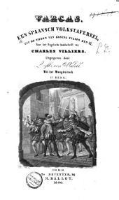 Vargas: een Spaansch volkstafereel uit de tijden van Koning Filips den II.