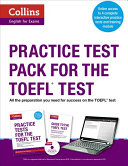 Practice Test Pack for the TOEFL Test PDF