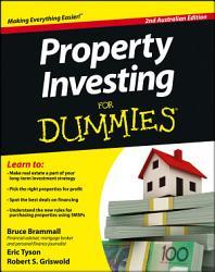 Property Investing For Dummies   Australia PDF