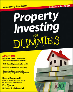 Property Investing For Dummies   Australia