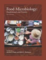 Food Microbiology PDF