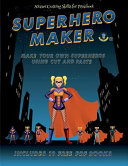 Scissor Cutting Skills for Preschool (Superhero Maker)