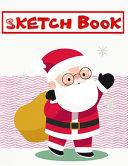 Sketch Book For Anime Christmas   Holiday Gift PDF
