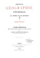 Nouvelle géographie universelle: Volume11