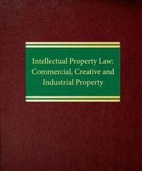 Intellectual Property Law Book PDF