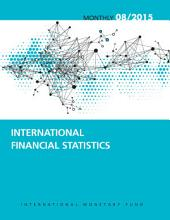 International Financial Statistics, August 2015