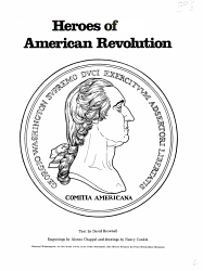 Heroes Of The American Revolution Book PDF