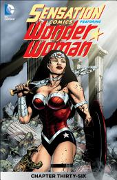 Sensation Comics Featuring Wonder Woman (2014-) #36