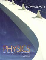 Physics for Scientists and Engineers  Volume 2  Chapters 23 46 PDF