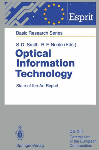 Optical Information Technology PDF