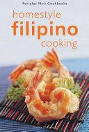 Homestyle Filipino Cooking
