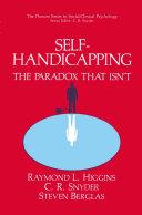 Self-Handicapping