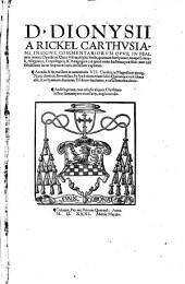 Insigne Commentariorum Opus, In Psalmos omnes Davidicos