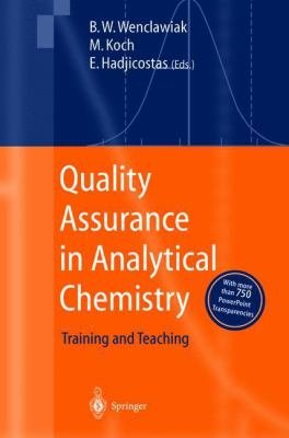 Quality Assurance in Analytical Chemistry PDF