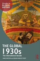 The Global 1930s PDF