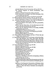 On Early English Pronunciation, with Especial Reference to Shakspere and Chaucer: Containing an Investigation of the Correspondence of Writing with Speech in England from the Anglosaxon Period to the Present Day, Preceded by a Systematic Notation of All Spoken Sounds by Means of the Ordinary Printing Types : Including a Re-arrangement of F.J. Child's Memoirs on the Language of Chaucer and Gower, and Reprints of the Rare Tracts by Salesbury on English, 1547, and Welch, 1567, and by Barcley on French, 1521. Illustrations of the pronunciation of the XIVth and XVIth centuries : Chaucer, Gower, Wycliffe, Spenser, Shakspere. Salesbury, Barcley, Hart, Bullokar, Gill. pronouncing vocabulary, Part 3