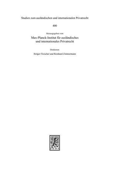 Zivilprozessuale Gruppenvergleichsverfahren PDF
