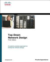 Top-Down Network Design: Edition 3