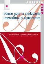 Educar para la ciudadan  a intercultural y democr  tica PDF