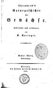 Theophrast's Naturgeschichte der Gewächse: Band 2